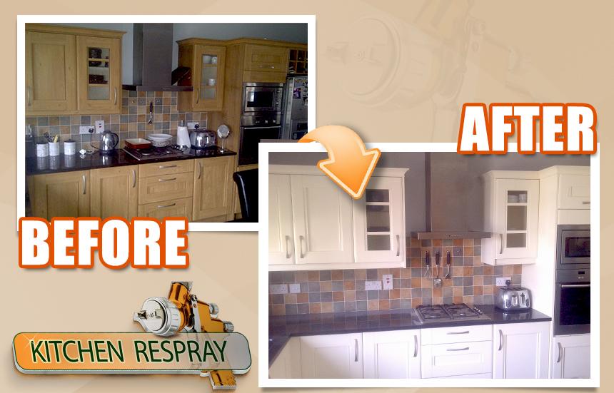 Kitchen Respray_Meath