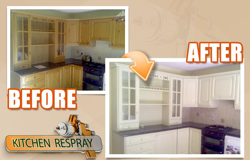 Kitchen Respray_Naas