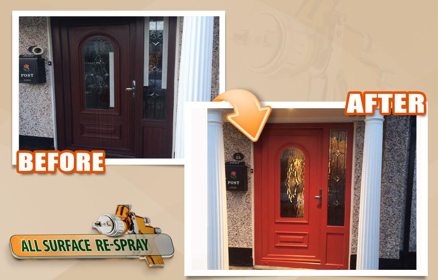 PVC-front-door-respray